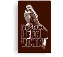 I'm Steve Urkel V*xen Canvas Print