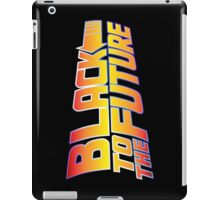 McSuperfly Special (Black to the Future) v2 iPad Case/Skin