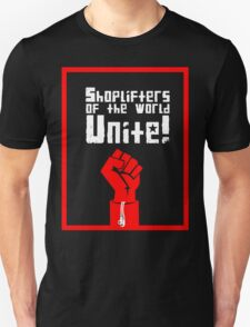 Shoplifters of the World, Unite! (2) T-Shirt