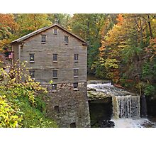 Lanterman's Mill Photographic Print