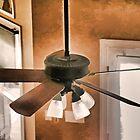 Ceiling Fan by Eileen McVey