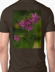 Pink Campion in Prehen Woods, Derry Unisex T-Shirt