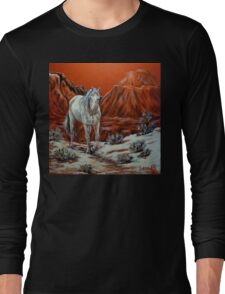 Searching For The Herd Long Sleeve T-Shirt