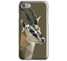 LP Gazelle iPhone Case/Skin