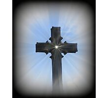Christ Did It All For You Photographic Print