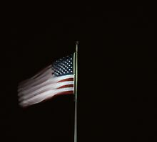 Night Flag by Will Duffy