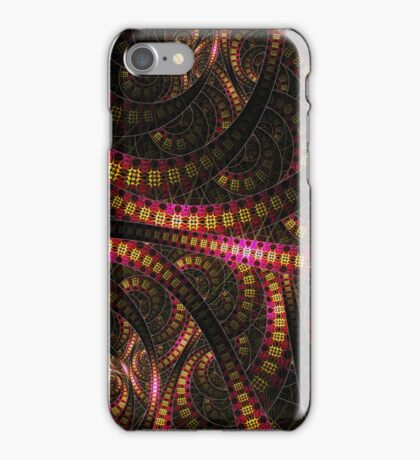 Embroidered Belt Extravaganza iPhone Case/Skin