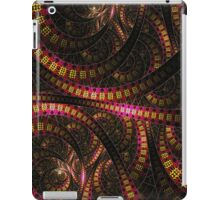 Embroidered Belt Extravaganza iPad Case/Skin