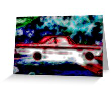 Chryslers Rule Greeting Card