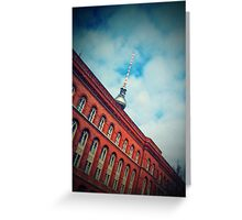 Berliner Rathaus Greeting Card
