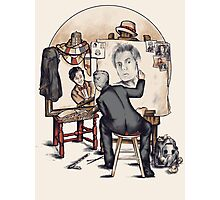 Regenerated Rockwell Photographic Print