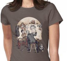Regenerated Rockwell Womens Fitted T-Shirt
