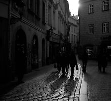 Shopping Trip, Prague by Matthew Walters