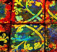 Abbey tiles by Kenart