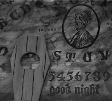 Madame Marie Laveau Ouija Board  by beckclaye
