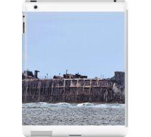 Lanai Shipwreck iPad Case/Skin