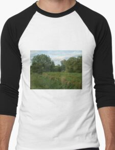 Countryside  Men's Baseball ¾ T-Shirt