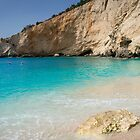 porto katsiki,greece by milena boeva