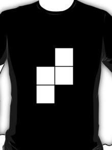 Z Tetromino (the Tetris serie) T-Shirt