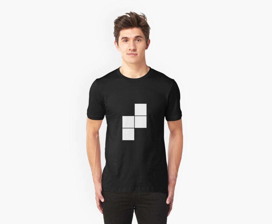 Z Tetromino (the Tetris serie) by Sylvere