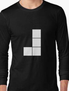 J Tetromino (the Tetris serie) Long Sleeve T-Shirt