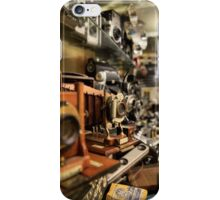 Camera Shop iPhone Case/Skin