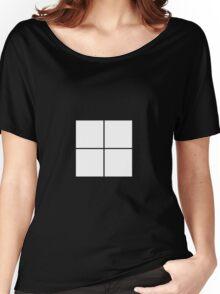 O Tetromino (the Tetris serie) Women's Relaxed Fit T-Shirt
