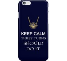 Time-Turner iPhone Case/Skin