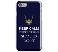 Time-Turner iPhone Case/Skin