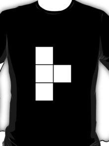 T Tetromino (the Tetris serie) T-Shirt