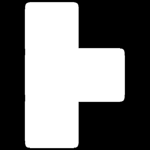 T Tetromino (the Tetris serie) by Sylvere
