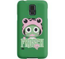 Frosch thinks so too! Samsung Galaxy Case/Skin