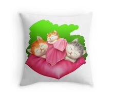 For LOVERS. For BELOVED. For FAMILY Throw Pillow