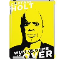 Wuntch Time is Over iPad Case/Skin