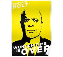 Wuntch Time is Over Poster