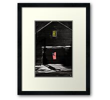 Secrets of the Patriot Framed Print