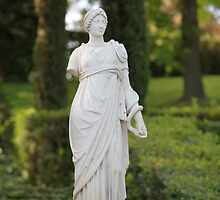 goddess Antique statue  by mrivserg