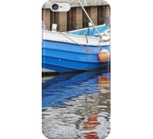 """Ocean Reward"" Whitby coble iPhone Case/Skin"