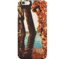 CMYK Pier  iPhone Case/Skin