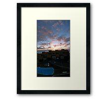 Real Estate agents dream!  Framed Print