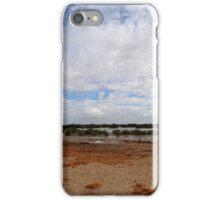 Six Mile Beach, Port Hedland. iPhone Case/Skin