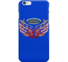 Ford Breast Cancer iPhone Case/Skin
