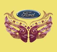 Ford Breast Cancer Kids Clothes