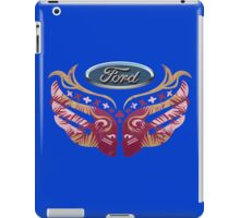 Ford Breast Cancer iPad Case/Skin