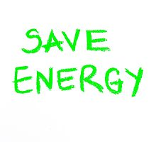 Save Energy  by Stanciuc