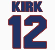 Basketball player Kirk Hinrich jersey 12 by imsport