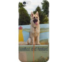 Queen of the Park iPhone Case/Skin