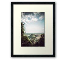 Monselice Framed Print