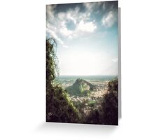 Monselice Greeting Card