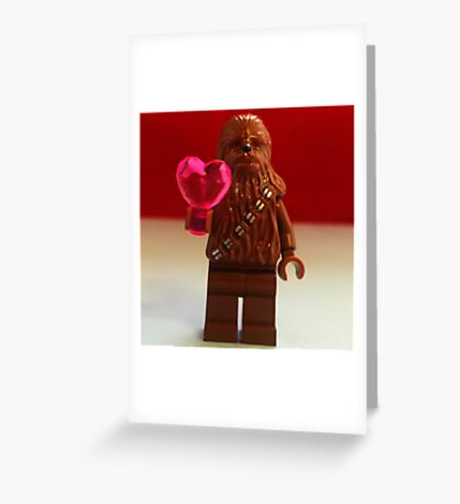 Chewy Valentines Greeting Card